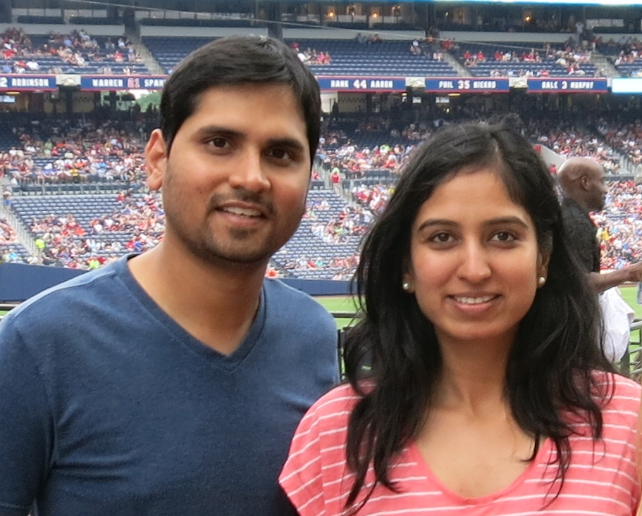 Rakshita und Raghav